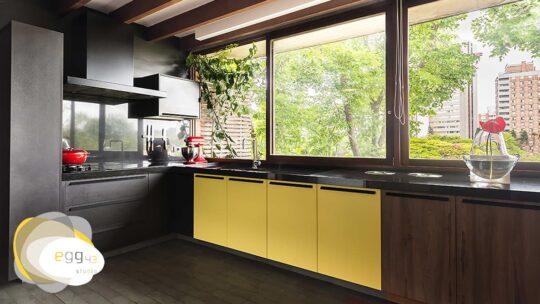 5 opções de materiais para bancada de cozinha