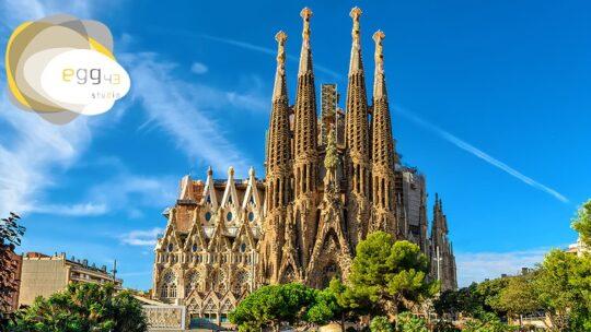 A Sagrada Família de Gaudí: obra finalmente legalizada