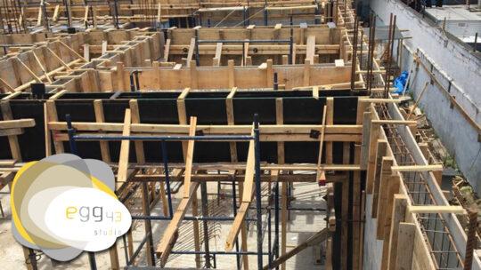 Estrutura de obra: concreto ou metálica?